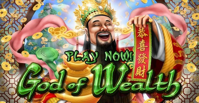 GOD OF WEALTH - A New Slots Game from RTG