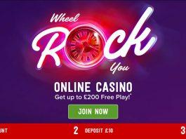 Virgin Casino £200 Free Play